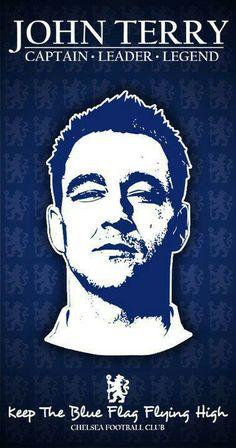 # BoxingDay More goals than Andres Iniesta. Retro Football, Chelsea Football, Chelsea Fc, Chelsea Champions, John Terry, Blue Flag, Stamford Bridge, Raquel Welch, Blue Bloods