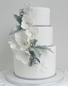 35 Gorgeous Wedding Cakes from Talented The Cake Whisperer - MODwedding
