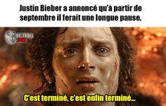 Justin Bieber va faire une pause ! - Be-troll - vidéos humour, actualité insolite