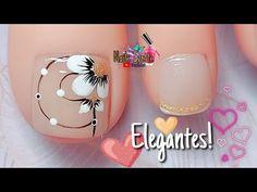 Toe Nail Color, Nail Colors, Pop Art Nails, Nail Art, Toe Nail Designs, Toe Nails, Body Art Tattoos, Manicure, Hair Beauty