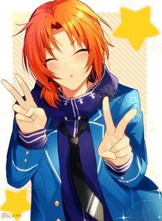 Manga Cute, Cute Anime Boy, Anime Guys, Manga Anime, Anime Art, Star Character, Character Design, Akatsuki, Boy Idols