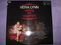 "Vera Lynn Among my Souvenirs 1964 12"" vinyl LP Hearts Designs"