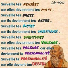 Lao Tseu - 27 Citations    #citationdujour#citation#proverbe#quote#penséepositive#pensée#phrases#frenchquote