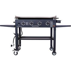 Blackstone 36-Inch Outdoor Griddle Cooking Station - Full View