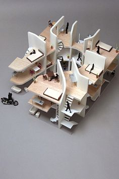 Condominium by Akiyoshi Takagi Architects