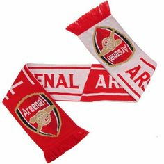 Arsenal FC Authentic EPL Scarf HH by Arsenal. $16.84
