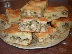 9 Quick and hearty pies for dinner! Meat pies We will need: For the dough: 2 eggs 1/2 tsp.. salt ...