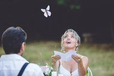 Surprend et enchante tes invités, avec des Papillons magiques ! | Mademoiselle Dentelle