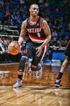 "Damian Lillard - ""Oakland Made"" Basketball Leagues, Basketball Players, Bae, Nba League, Culture T Shirt, Damian Lillard, Portland Trailblazers, American Sports, Trail Blazers"