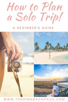 Solo Female Travel for Beginners: A Practical Guide to Planning Your First Trip Singles Holidays, Solo Travel Tips, Single Travel, Costa Rica Travel, Dog Travel, Travel Images, Travel Alone, Travel Around The World, Travel Inspiration