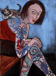 Serpentina - Eileen Cooper