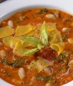 Luštěniny jsou báječná věc! Thai Red Curry, Chili, Soup, Ethnic Recipes, Chili Powder, Chilis, Soups, Soup Appetizers, Chile