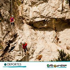 Si eres aficionado al rappel o la escalada, en Centroamérica puedes practicar tu deporte favorito.