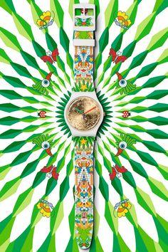 Fantechnology: Swatch presenta MUMU, il nuovo Art Special di Mika...