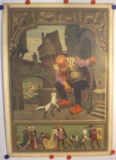 der gestiefelte Kater, Meinholds Märchenbilder