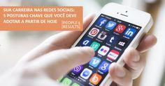 5 carreira nas redes sociais