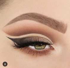 Brown Look by instagram.com/taniawallerx3 #viaGlamour