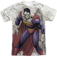 Superman: Bizarro Sub Sublimated T-Shirt