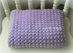 Easy To Make Baby Blanket, $2.25