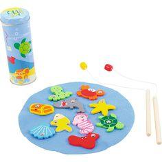 """Gra """"Rybki z oceanu"""" dla dzieci #creative #fun #kids   http://www.mojebambino.pl/nowosci-i-promocje/10384-rybki-z-oceanu-gra.html"""