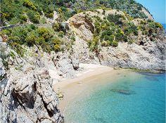 the beautiful beaches of Skikda, Algeria