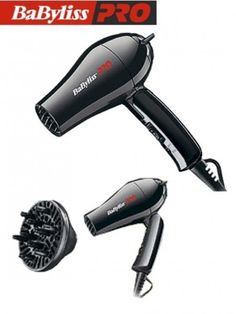 Babyliss Baby Titan Mini Haartrockner - günstig bei Friseurzubehör24.de // Sie interessieren sich für dieses Produkt