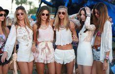 Coachella 2015: Beyoncé, Alexa Chung, Katy Perry... los mejores looks del tercer día de festival. Fotogalerías de Moda