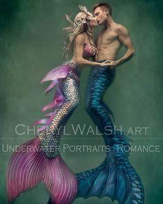 Finfolk Mermaid Tails, Mermaid Tails For Sale, Mermaid Photos, Park Jimin Cute, Mermaid Kisses, Mermaids And Mermen, Fantasy Pictures, Merman, Merfolk