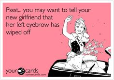Check out: Funny Ecards - Hair appointment. One of our funny daily memes selection. We add new funny memes everyday! Bookmark us today and enjoy some slapstick entertainment! Lol So True, True True, Dentist Tattoo, Someecards, Humor Dental, See Yourself, Foto Banner, Georg Christoph Lichtenberg, Ideas