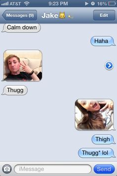 Thugs and thighs
