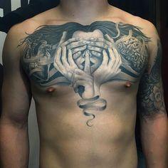 • • NO EVIL》 @kyle_steevens positive vibes only. ⠀ ⠀⠀⠀⠀ ⠀ ⠀⠀⠀⠀ ⠀⠀⠀⠀ ⠀⠀⠀⠀ ⠀ ⠀⠀⠀⠀⠀⠀ ⠀⠀⠀⠀ ⠀⠀⠀⠀ ⠀ -The Number ZER⓪ ⠀⠀⠀ ⠀⠀⠀⠀ ⠀⠀⠀⠀ ⠀⠀⠀⠀ ⠀ ⠀⠀⠀ ⠀⠀⠀⠀ ⠀⠀⠀⠀ ⠀⠀⠀⠀ ⠀ ⠀⠀⠀ ⠀⠀⠀⠀ ⠀⠀⠀⠀ ⠀⠀⠀⠀ ⠀ @vaticanstudiosoc @bishoprotary ⠀⠀⠀ ⠀⠀⠀⠀ ⠀⠀⠀⠀ ⠀⠀⠀⠀⠀⠀ ⠀⠀⠀⠀ ⠀⠀⠀⠀ ⠀⠀⠀⠀ ⠀ ⠀⠀⠀ ⠀⠀⠀⠀ ⠀⠀⠀⠀ ⠀⠀⠀⠀ ⠀ #artbyZERO #hear #see #speak #noevil #blackandgrey #tattoo #postivevibes