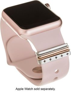Bytten - Classic Stack - Rose/Silver (Pink/Silver)