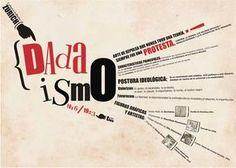 El dadaismo como un medio de expresion. Sitio web se encontrara informacion del movimiento artistico