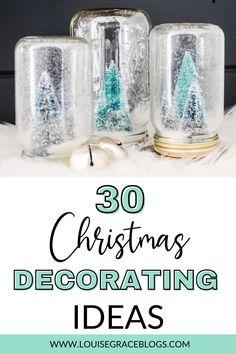 Christmas Mason Jars, Christmas Baskets, Holiday Ideas, Holiday Gifts, Christmas Ideas, All Things Christmas, Christmas Holidays, Apartment Christmas, Buy Candles