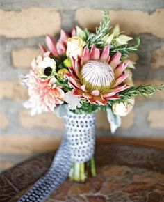 Wedding Bouquet | Braedon Photography | Planning: Special Occasions | blog.theknot.com