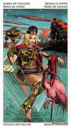 Initiatory Tarot of the Golden dawn - Rozamira Tarot - Веб-альбомы Picasa