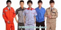 Địa chỉ may đồng phục công nhân giá rẻ   Công ty may đồng phục bền đẹp tại Hà Nội