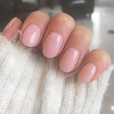 OPI 'Bubble Bath' on bio gel nails