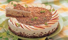 Tort cu fulgi de cereale Rețetă: O rețetă de tort inedit - Una dintre sutele de retețe delicioase de la Dr. Oetker! Cake, Desserts, Food, Pie Cake, Tailgate Desserts, Pie, Deserts, Cakes, Essen