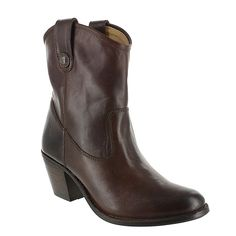 Frye Women's Jackie Button Short Western Boots... Because it's called Jackie. :) Too rich for my blood.