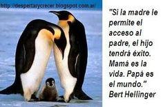 Mamá es la vida ... papá es el mundo ...