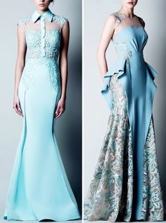SAIID KOBEISY Couture Fall/Winter 2015-2016