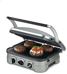 Multifunctional Grill Non Stick Contact Grill Panini Press Flat Grill & Griddle Grill Panini, Panini Press, Best Electric Skillet, Bread Toaster, Electric Scooter For Kids, Amazon Gadgets, Consumer Reports, Electric Griddles, Multifunctional
