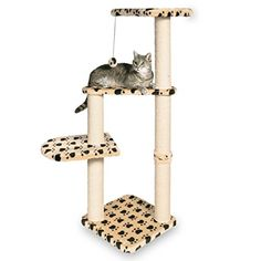 TRIXIE Pet Products Altea Cat Tree ** Be sure to check out this awesome product.