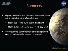 Why finding Kepler-186f is a big deal: a very big deal.