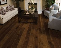 Fireplace wood flooring with hacienda walnut natural Wood, Wood Floors, Home, Hacienda, Natural Flooring, Living Spaces, Hardwood Floors, Hardwood, Hickory Flooring