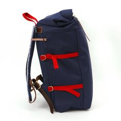 nanamica Cordura Cycling Pack... 2 of these attached could make decent panniers. Add a top bag and we are away