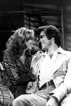 """Tom Selleck without his trademark mustache on """"Young and the Restless"""" (1974-75)"""