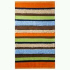 Stripe rug
