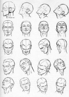 Karakalem İnsan yüzü çizimi nasıl çizilir karakalem çalışmaları dersleri teknikleri #drawingfaces